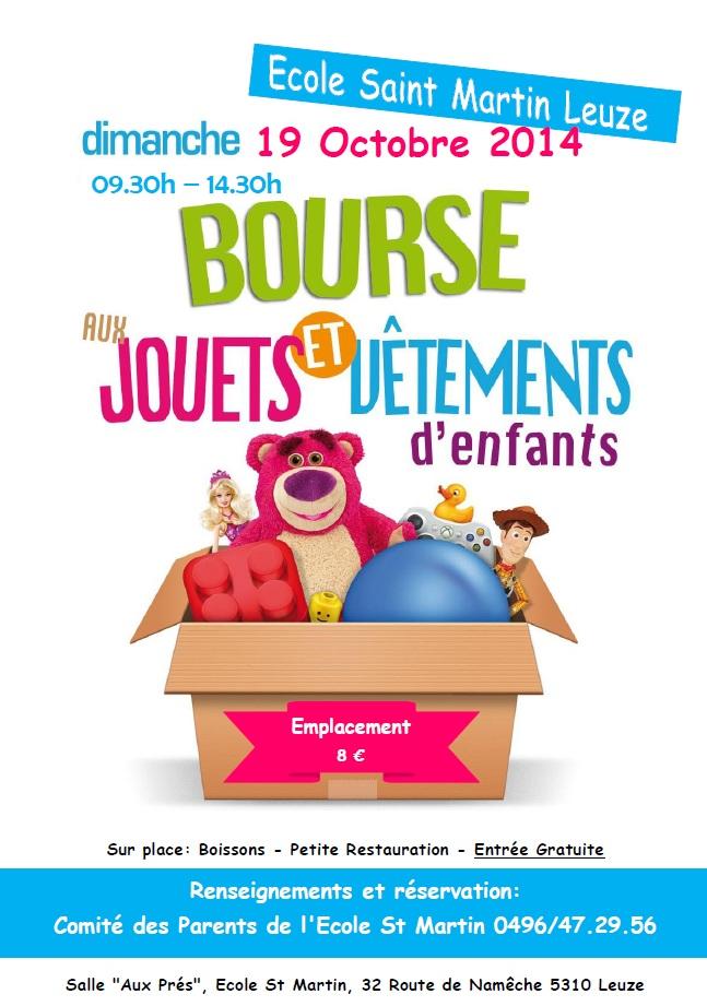 Bourse aux jouets et vêtements d enfants - fr - Brocantes.be b9290f9e7a54