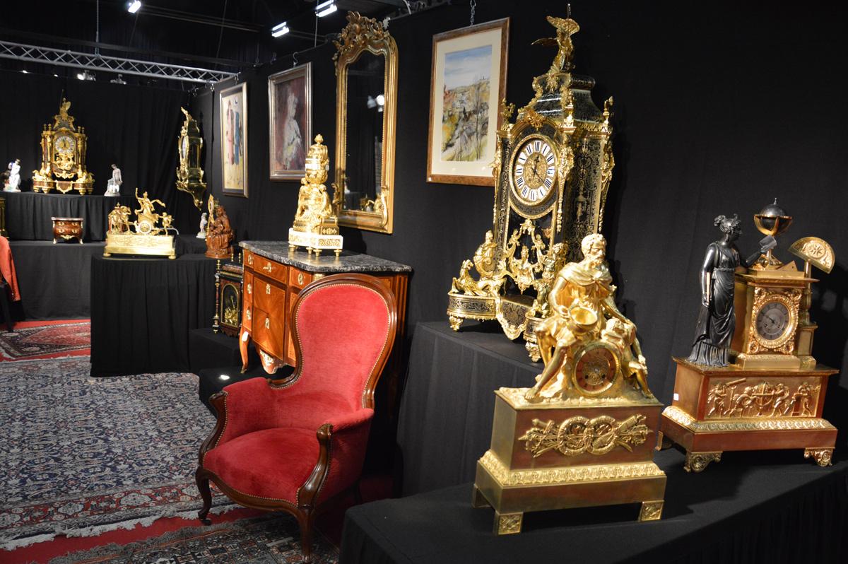 Ciney Puces et Salon des Antiquaires - fr - Brocantes.be